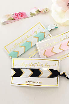 Perfect Hair Day Hair Ties Set of 6