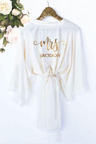 Robes  Bridesmaid   Bridal Robes  ed016de81