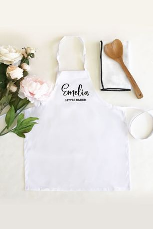 Personalized Childs Apron