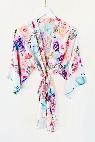 Succulent Cotton Robe
