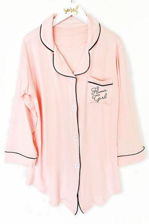 Flower Girl Sleep Shirt