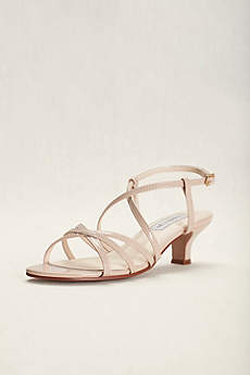 Touch Ups Beige Sandals (Touch Ups Eileen Strappy Sandal)