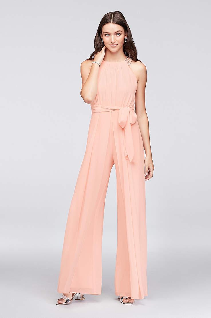 Dressy Jumpsuits Pantsuits Davids Bridal