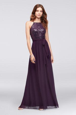 Soft & Flowy Reverie Long Bridesmaid Dress