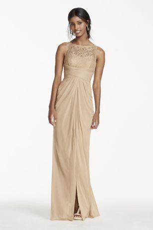 Long Sheath Tank Dress - David's Bridal
