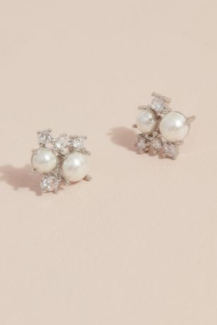 Pearl and Crystal Cluster Posts