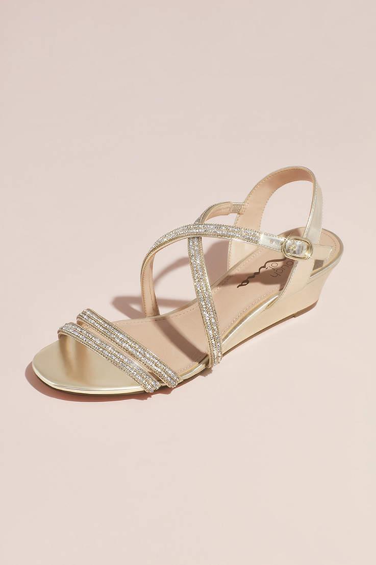 c51e3e65e02 Designer Shoes: Heels, Pumps & Evening   David's Bridal