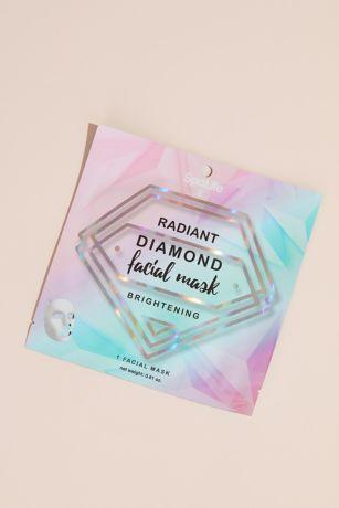 Radiant Diamond Individual Facial Sheet Mask