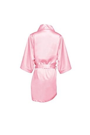 Blank Flower Girl Satin Robe