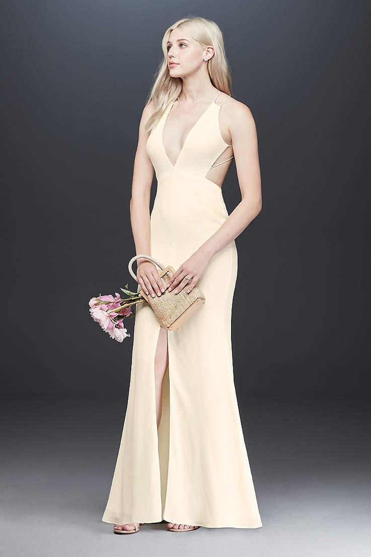 c67e3513b Casual & Informal Wedding Dresses & Vow Renewal Gowns   David's Bridal