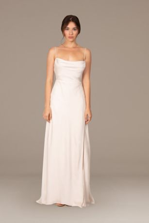 Long Ballgown Wedding Dress - Fame and Partners