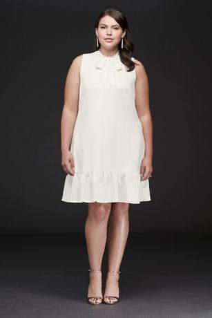 Short Sheath Tank Dress - Betsey Johnson