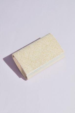 Crystal Flap Convertible Belt Bag