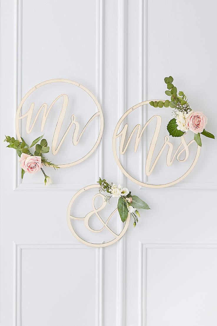 Wedding Decorations & Décor | David's Bridal