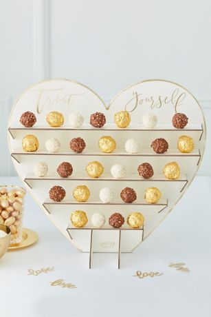 Treat Yourself Chocolate Sweet Stand