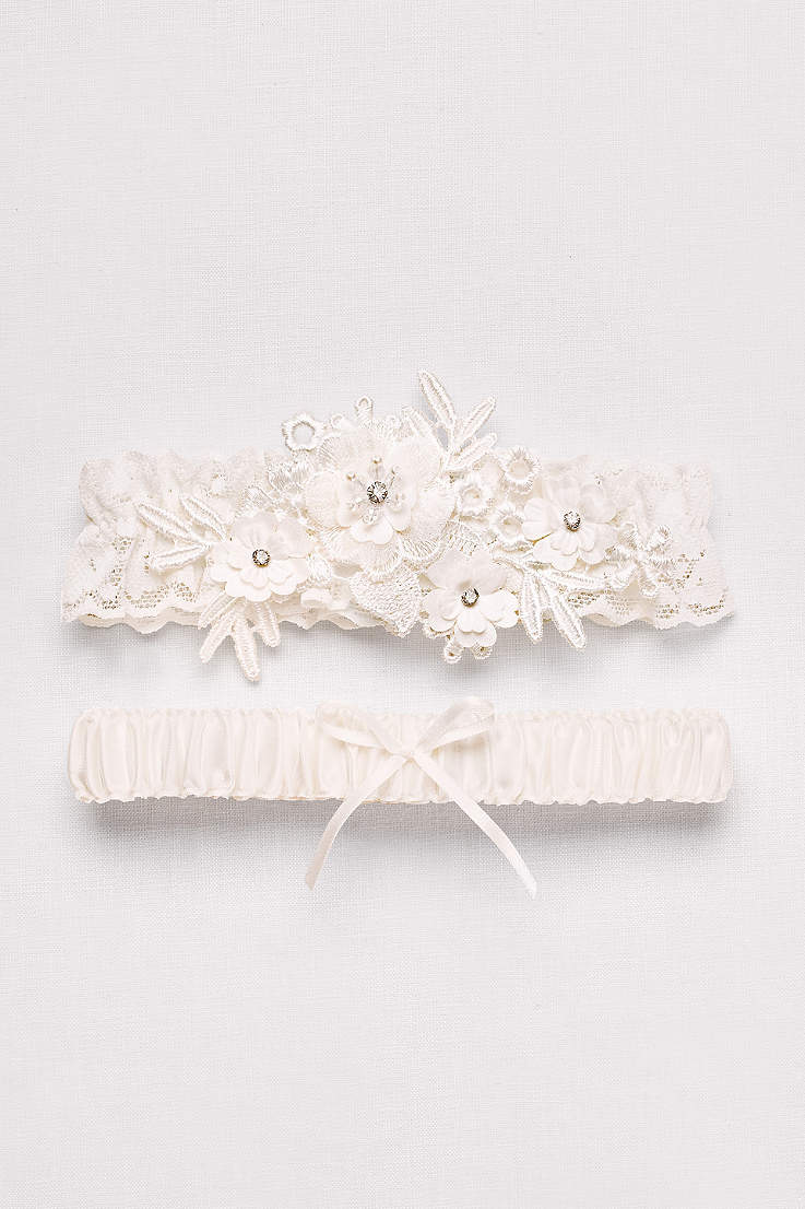 f779674d4 Bridal Garters   Wedding Garter Sets in All Sizes