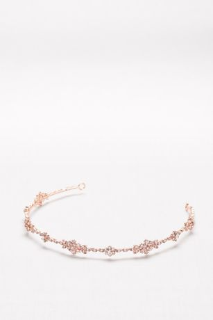 Crystal Cluster Headband