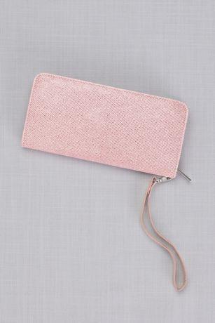 Shimmer Wristlet Wallet