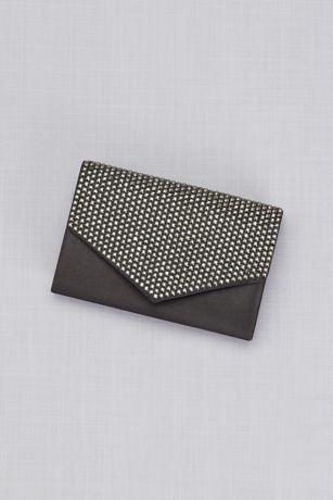 Jeweled Envelope Clutch