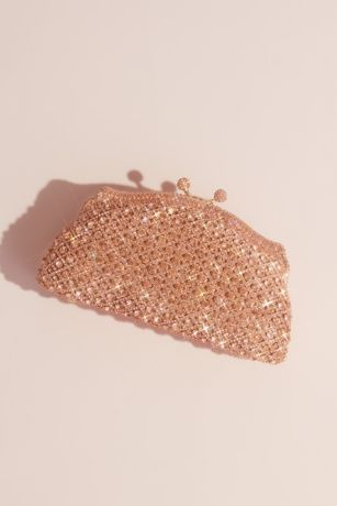 Curved Crystal Lattice Clutch