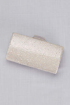 La Regale Crystal Hard-Sided Clutch
