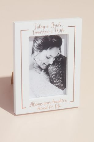 Daughter Thank You Picture Frame