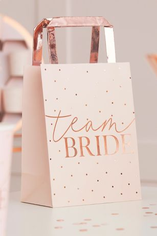 Team Bride Party Bag Set