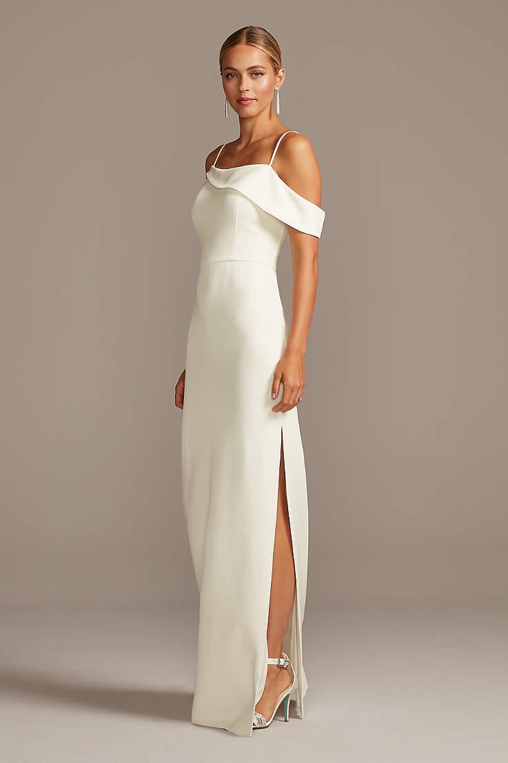 Casual Wedding Dresses Informal Bridal Wear David S Bridal
