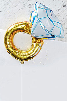 Foil Ring Balloon ID-424