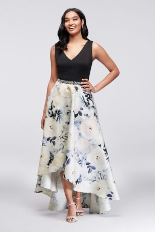 Long Ballgown Tank Dress - Ignite