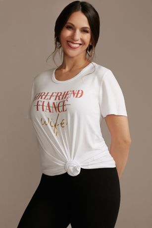 Girlfriend Fiance Wife Sleepshirt