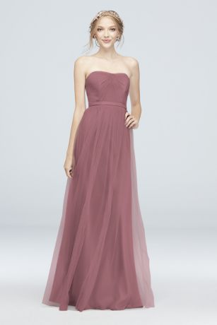 Convertible Bridesmaid Dresses Versatile Multiway David S Bridal