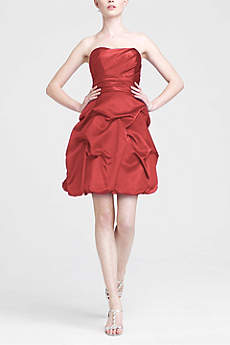 Strapless Short Pick Up Dress