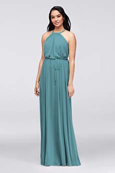 Long Sheath Simple Wedding Dress - David's Bridal