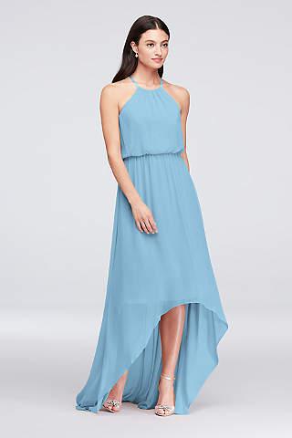 High Low Dresses   David\'s Bridal