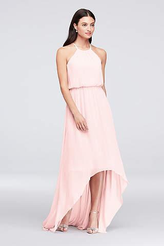 High Low Dresses | David\'s Bridal