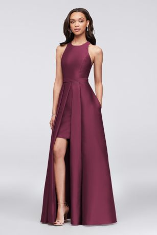 Mikado Bridesmaids Walkthrough Ball Gown