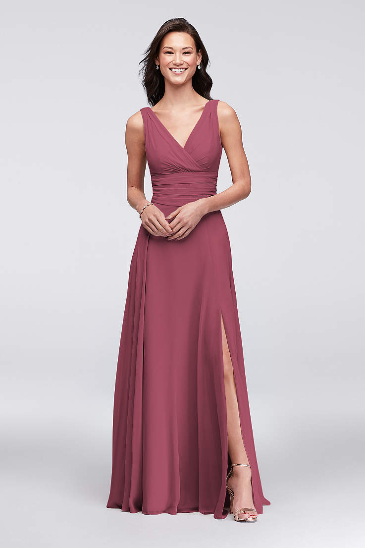 89e4d1c12dfa7 Plus Size Bridesmaid Dresses | David's Bridal