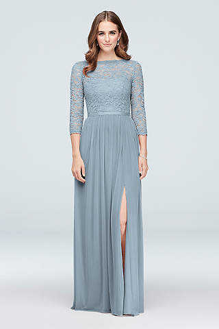Plus Size Bridesmaid Dresses David S Bridal