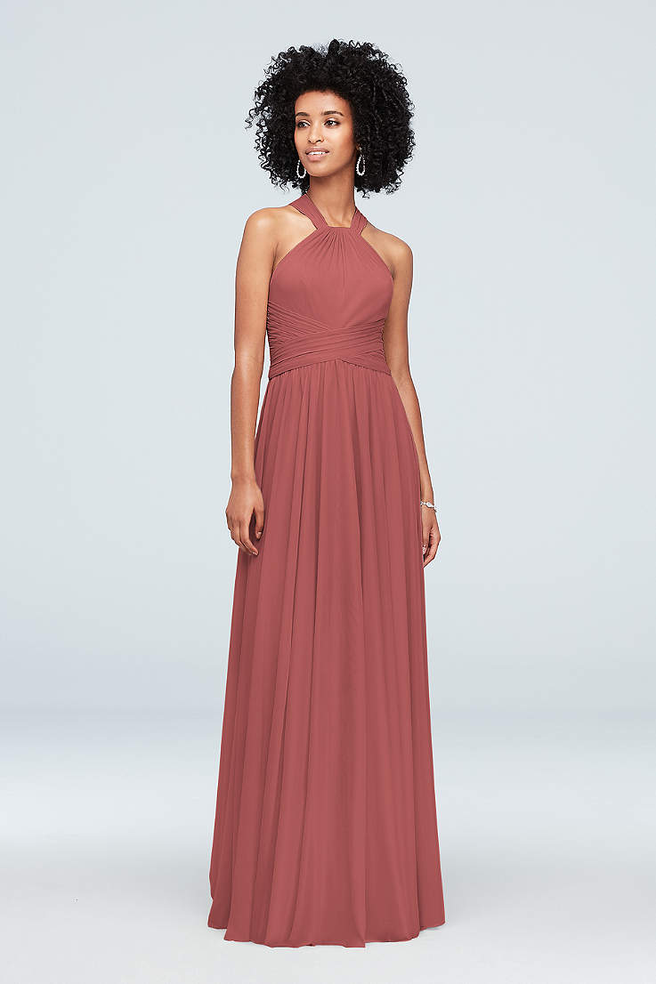 a4bf8fc646c5f Plus Size Bridesmaid Dresses | David's Bridal