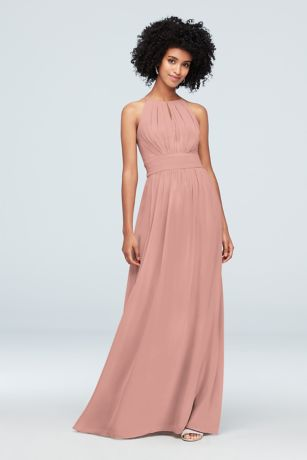 a3b620be50 Long Bridesmaid Dresses You'll Love | David's Bridal