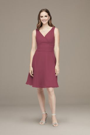 Short Bridesmaid Dresses