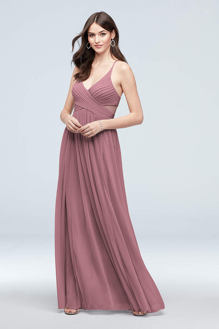 da7d4c8eb9654 New Arrival Bridesmaid Dresses for 2019 | David's Bridal