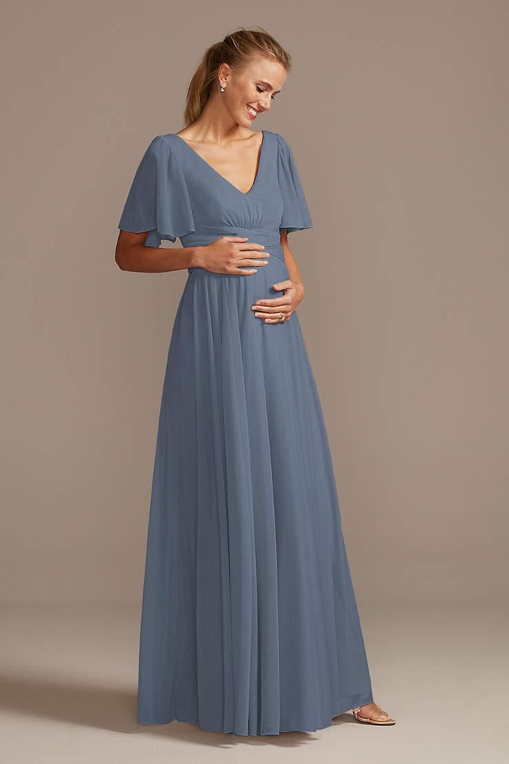Maternity Bridesmaid Dresses David S Bridal