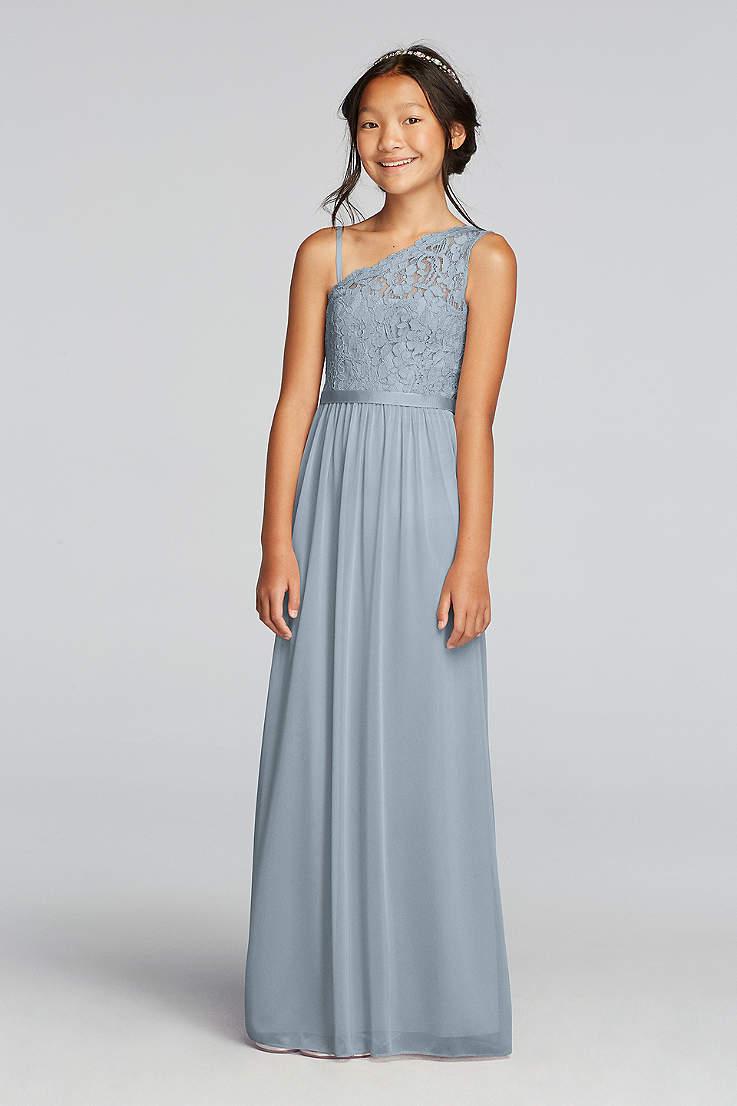 Junior Bridesmaid Dresses Girls Tweens Teens David S Bridal,Camo Wedding Dress Orange