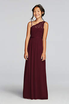 Junior & Girls Bridesmaid Dresses | David\'s Bridal