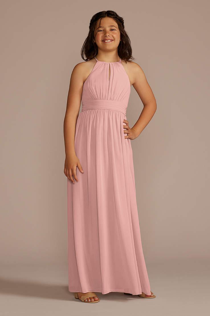 Junior Bridesmaid Dresses - Girls, Tweens, Teens | David\'s ...