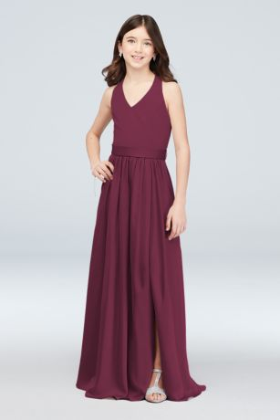 08f7a02300 Junior Bridesmaid Dresses - Girls, Tweens, Teens | David's Bridal