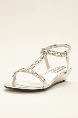 Touch Ups Jazz Wedge Sandal
