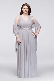 Long A-Line Tank Formal Dresses Dress - Jessica Howard